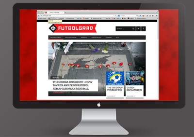 Futbolgrad Website