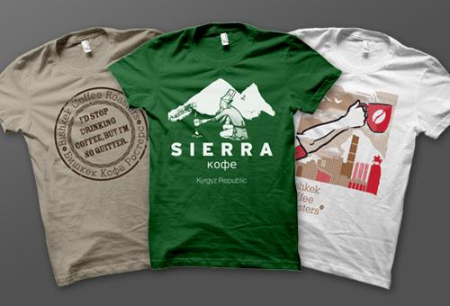 Sierra T-Shirts