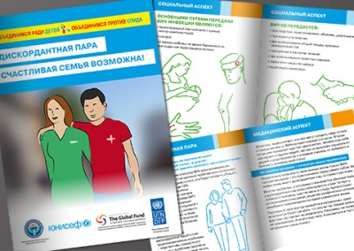 Informational HIV Booklet