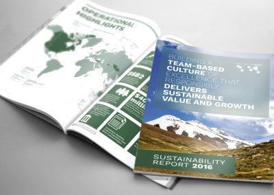 Centerra consolidated sustainability report
